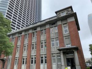 サウス棟は保存建築