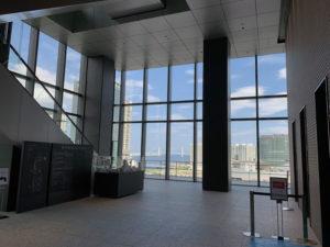 12Fのエレベーターホール